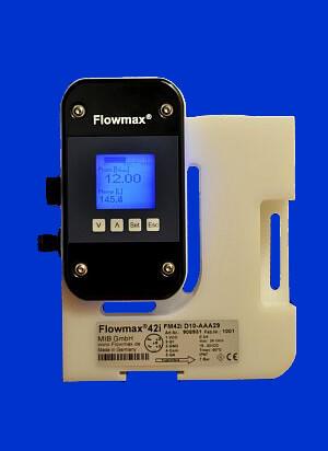 MIB GmbH - Ultrasonic Flowmeter Flowmax 42i
