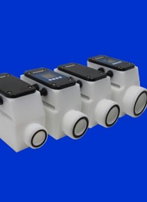 MIB GmbH - Ultraschall Durchflussmessgeraet Flowmax 54i